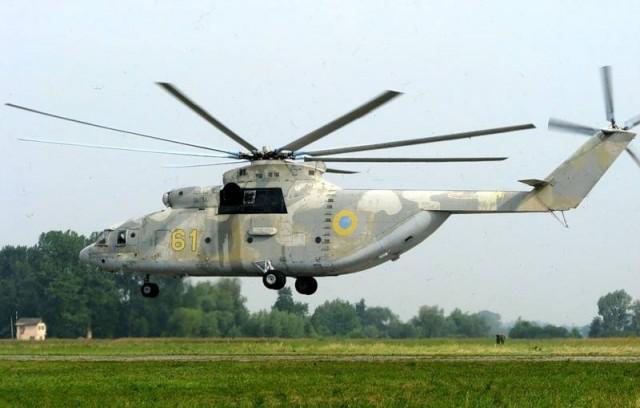 В Украине внезапно засуетились вокруг «кладбища» Ми-26