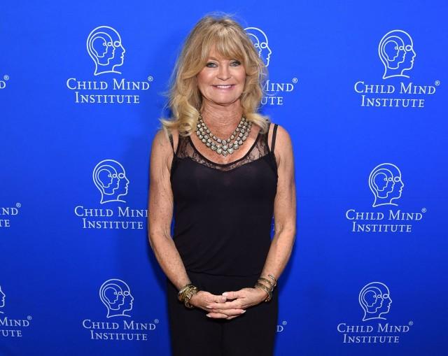 «Я никогда не шла обычным путём»: Голди Хоун – 75