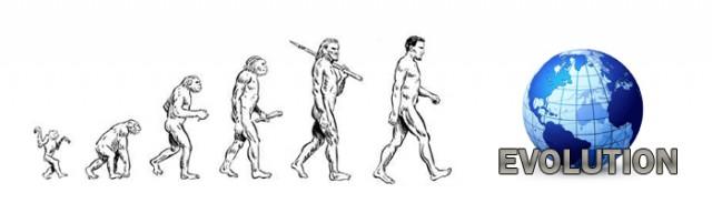 Эволюция, почти по Дарвину (15 картинок) .