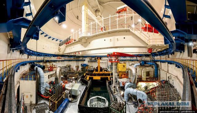 Балаковская АЭС – самая мощная АЭС России.
