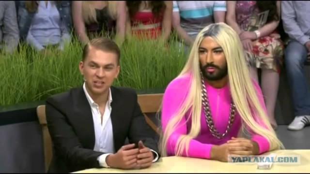 Трансвеститы в телепередачах