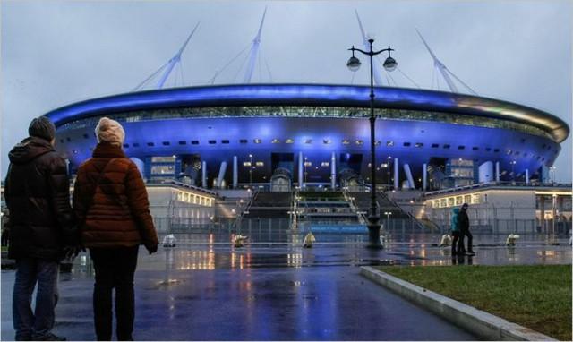 Памятка жителям городов, где проходит ЧМ-2018