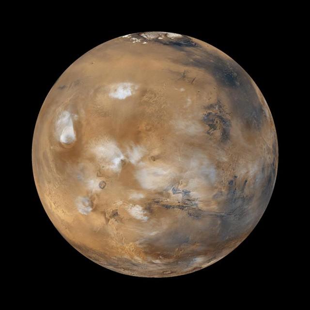 14 поразительных фактов о Марсе