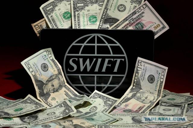 В Конгрессе США призвали отключить Россию от SWIFT