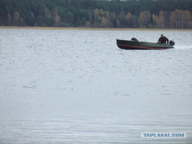 Одна поездка на озеро