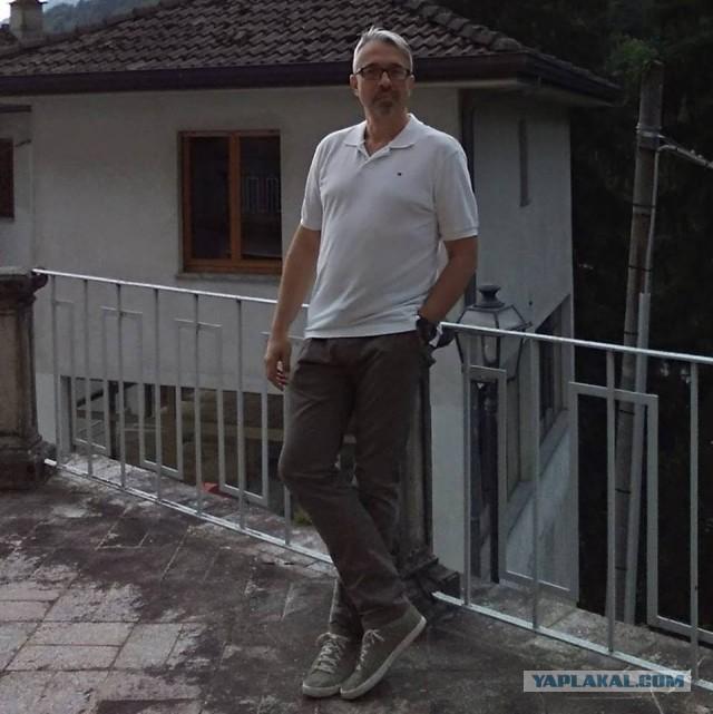 Умер писатель Андрей Круз