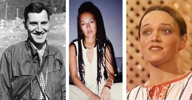16 фотографий российских звёзд в молодости, на которых их сложно узнать