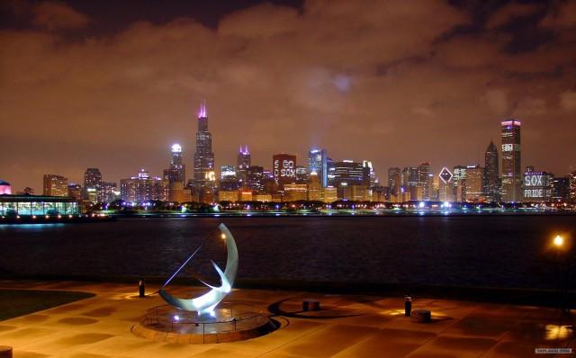 Мой пост о Чикаго