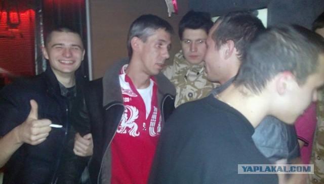 В одесском ресторане националисты взяли в плен