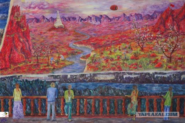 «Держишь ли ты камень с Марса?» В Ярославле вскрыли капсулу из 1968 года