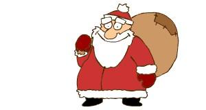 Дед мороз прикольный своими руками