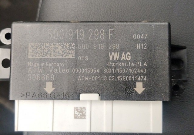 Продам блок управления парктрониками PLA 2.0