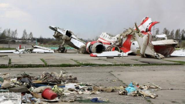 Польская комиссия определилась с основной версией крушения Ту-154 под Смоленском