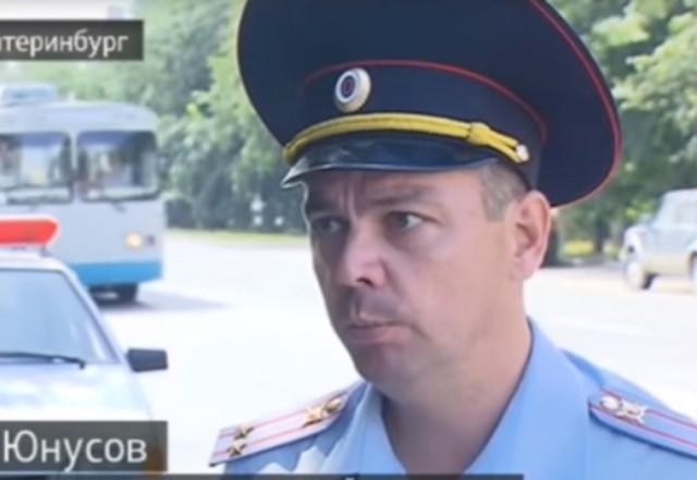 Гаишники после двухчасовой погони поймали пьяного замначальника УГИБДД по Свердловской области