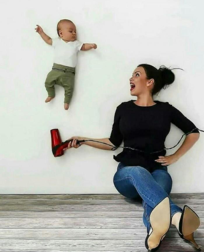 Мама может