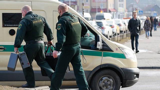 Московский инкассатор похитил у банка 10 миллионов рублей и пустился в бега