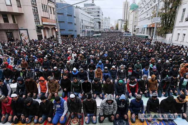"""Кирилл упрекнул ЕС в истеричности в вопросе беженцев: """"Одна Москва приняла мигрантов-мусульман больше, чем вся Европа"""" - Цензор.НЕТ 8927"""
