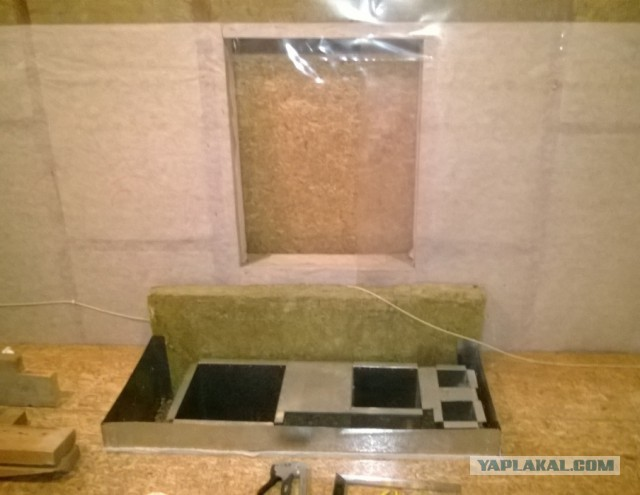 Камин-печь в спальне. Нужно!?