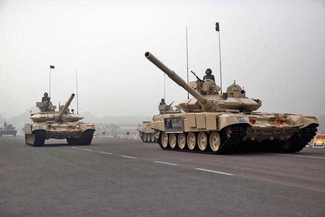 Индия отказалась от поставок российского оружия.