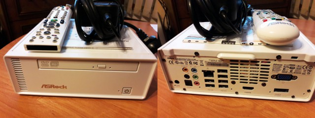 Мини-компьютер ASRock ION 330HT