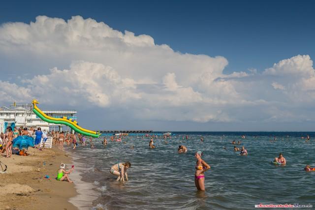 Крымские каникулы. Евпатория.