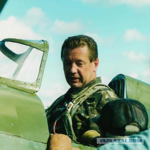 Погиб пилот-международник Сергейка Дадыкин присутствие крушении самолета на Бердске
