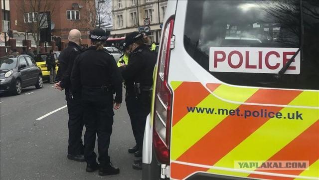 Неизвестные напали на прихожан лондонской мечети