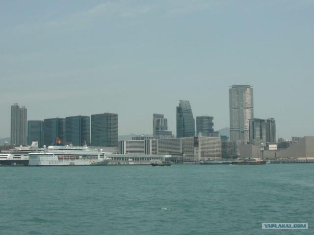 Отпуск Гонконг-Филиппины (фотоотчет)
