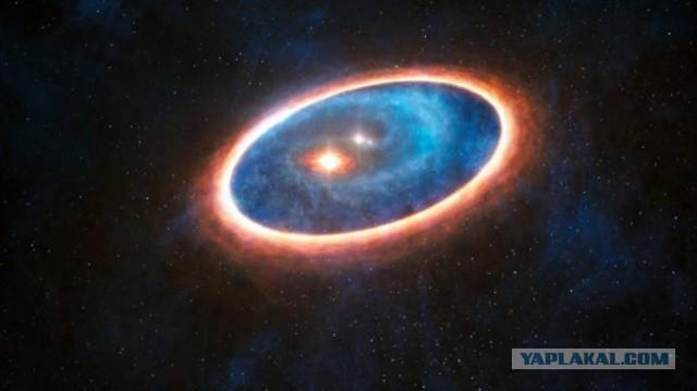 Двойной пульсар, исчез на глазах учёных..