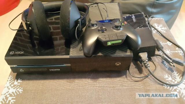 Xbox one 500 gb Москва/Мытищи