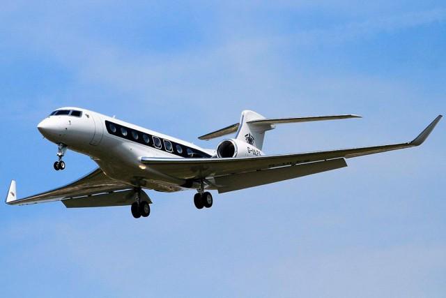 У Игоря Шувалова нашли новый самолет. Не тот, на котором возят корги
