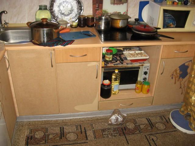 Как обклеить кухонный гарнитур своими руками
