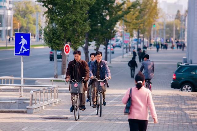 Как живут люди в Северной Корее