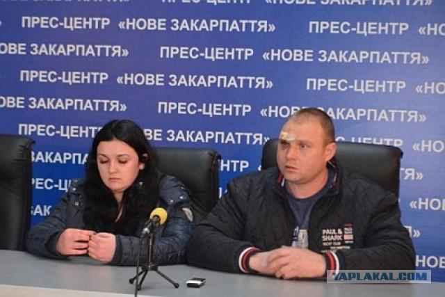 «Правосеки» побили западенских волонтеров