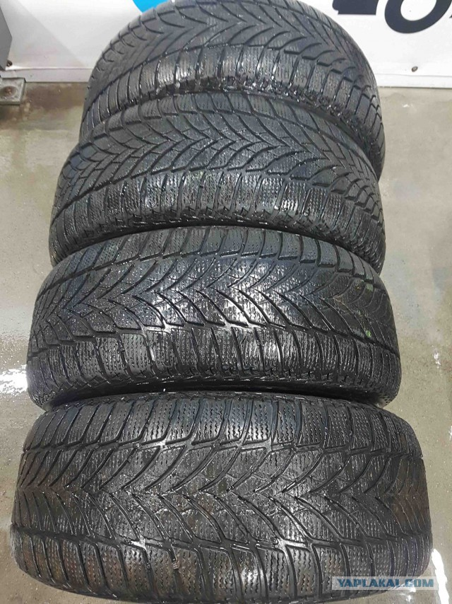 Goodyear ultragrip ice 2 225 55 R16