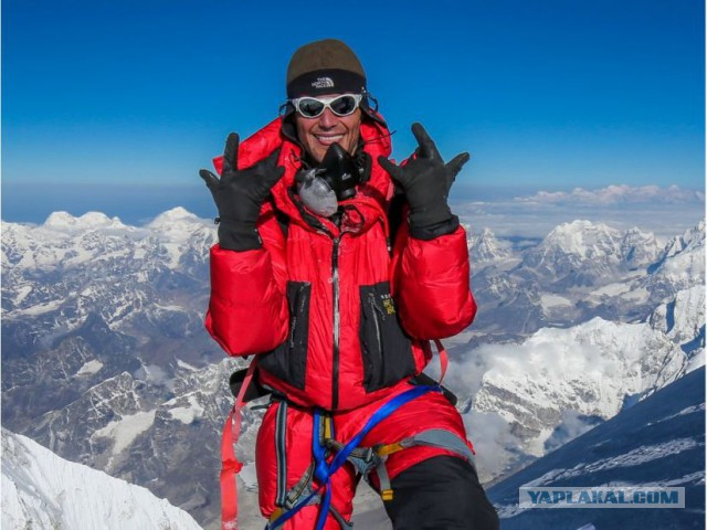 Эверест — это настоящий дурдом