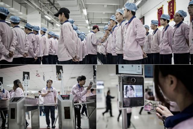 Условия сборки iPhone или экскурсия по скрытному заводу Pegatron