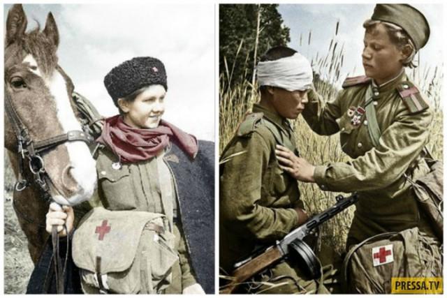 Война в фотографиях.