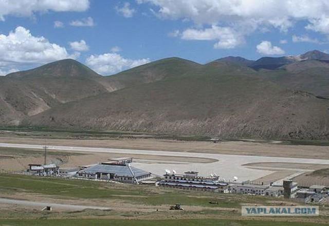 Аэропорт Бамда