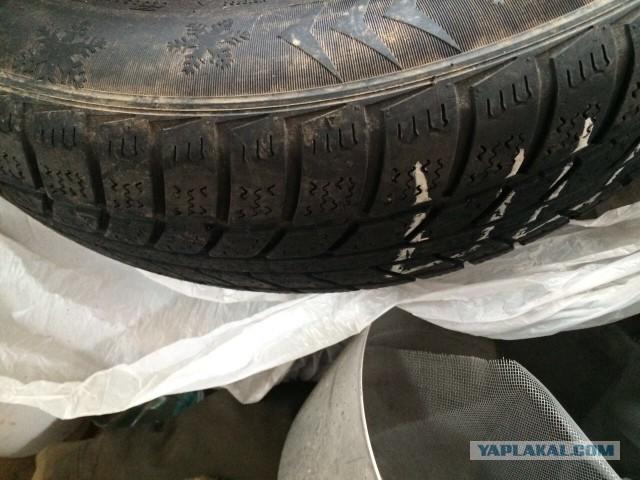 Продам зимние шины 205/65/16 (Мск)