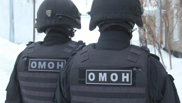 Бойцы ОМОНа, разгоняющие акции протеста, подадут иск в Конституционный суд из-за проблем с жильем