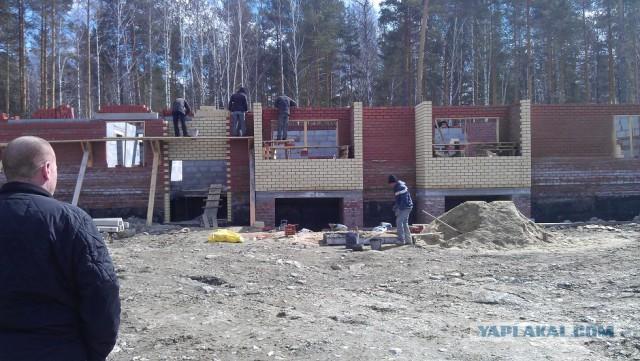 Как построить дом на 36 квартир