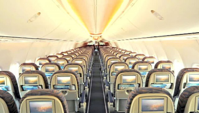 Самолет сел в Ростове-на-Дону, поскольку на борту родился мальчик