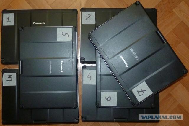 Продам полузащищённые ноутбуки