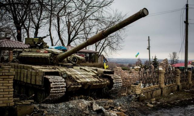 Украинская армия провоцирует ополчение
