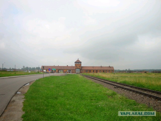 Концентрационный лагерь в Освенцим (Аушвиц 1 и Аушвиц 2)