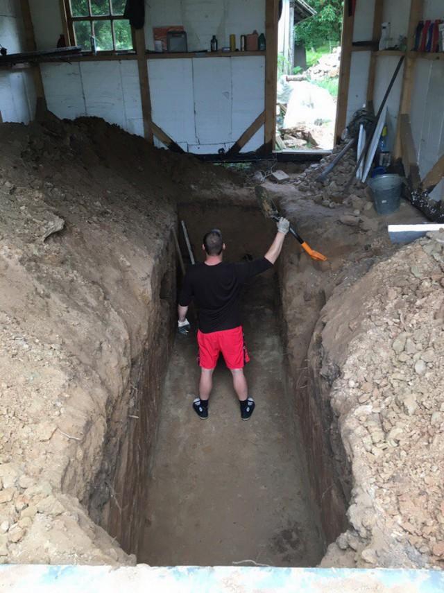 Маленькая история смотровой ямы в гараже