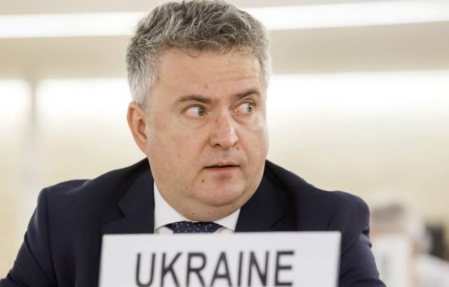 Постпред Украины рассказал в Генассамблее ООН свою версию Второй мировой войны