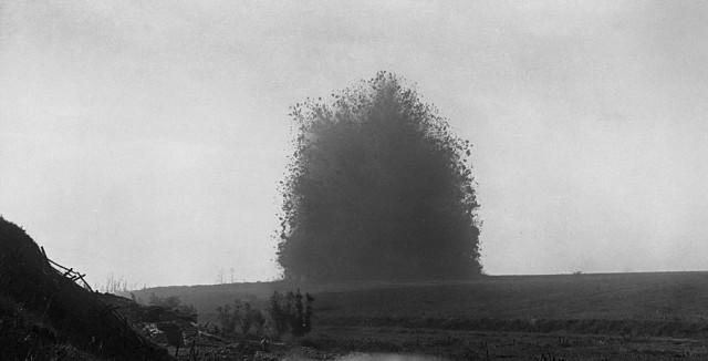 Бомбануло или самый мощный взрыв Первой мировой войны!
