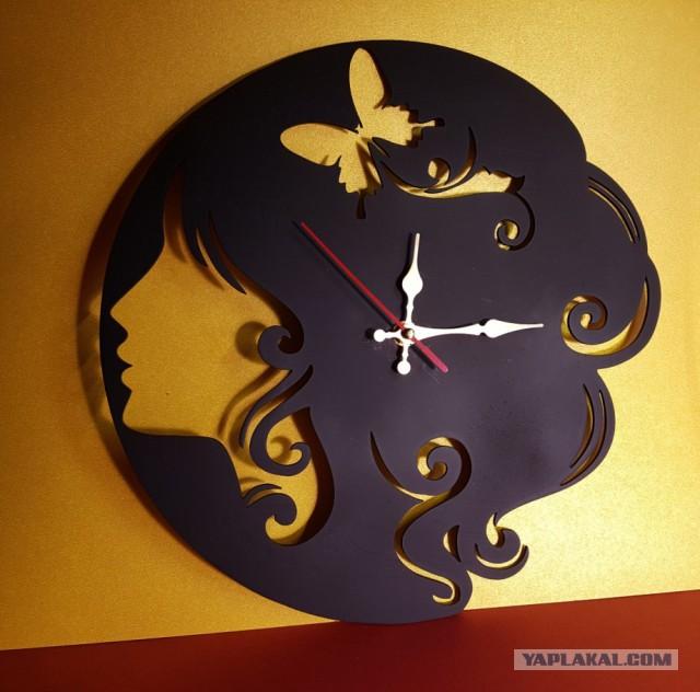"Продаю настенные часы ""Силуэт"""